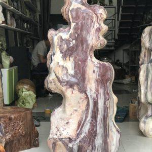 Cây đá vân thổ cẩm KT : 1m37x0.6mx0.24m, 200kg (MS: 153)