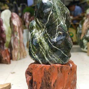 Cây đá ngọc xanh đen
