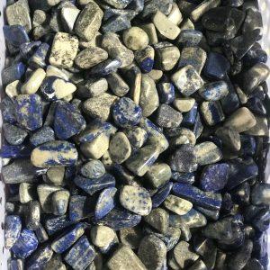 Đá vụn phong thủy Lapis Lazuli, túi 100g