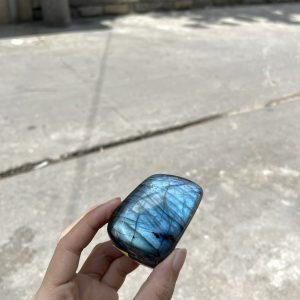 ĐÁ XÀ CỪ Labradorite– KT 6.5x4.5 cm (XC35)